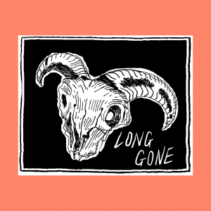 Long Gone Art Print