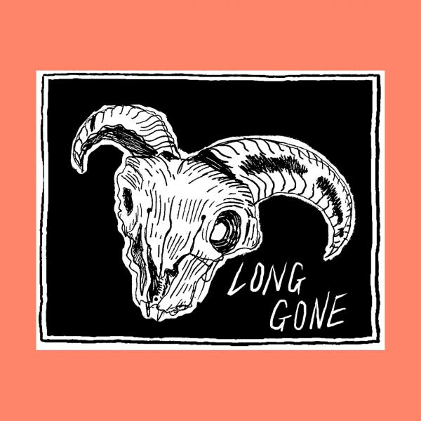 Long Gone Art Print