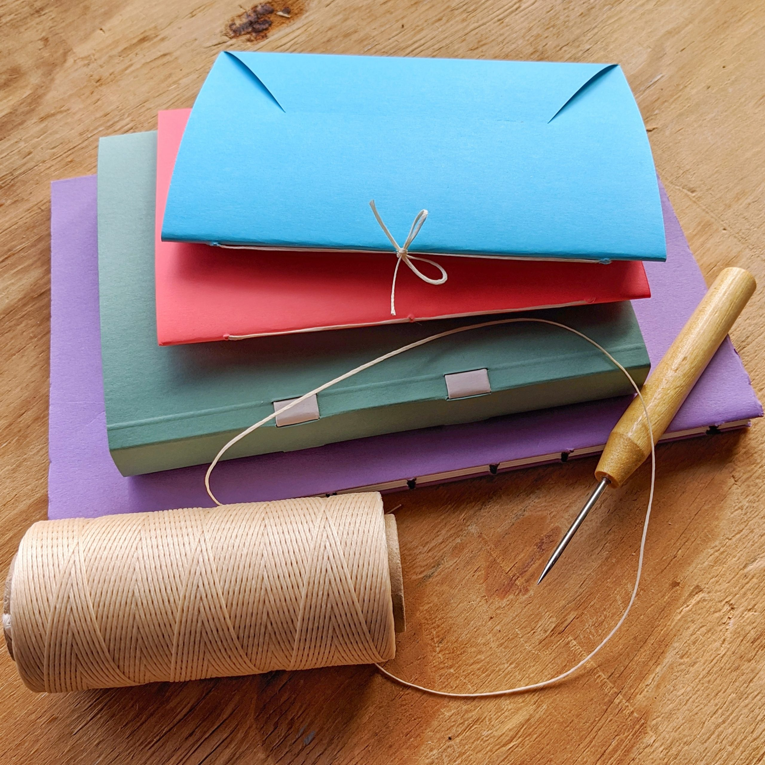 Bookbinding by Pretty Good co.