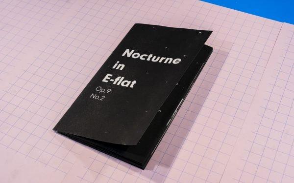Nocturne in E-Flat Zine
